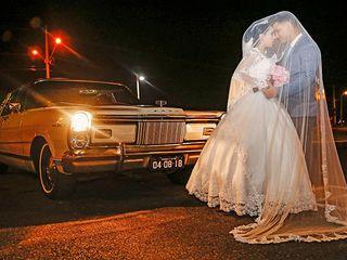 O casamento de Jéssica e Elton