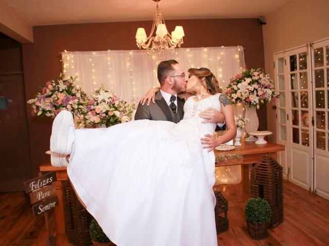 O casamento de Camila e Ivson