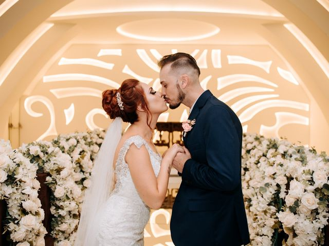 O casamento de Daniele e Anderson