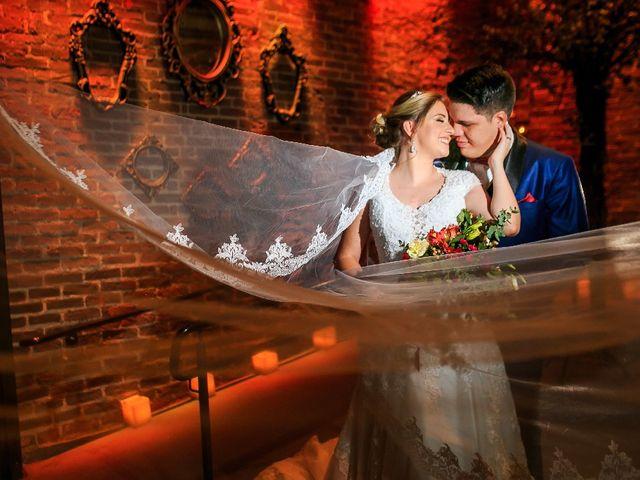 O casamento de Flávia e Matheus