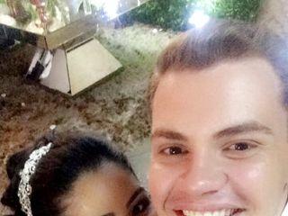 O casamento de Larissa e Lucas 1