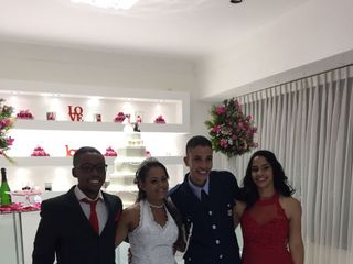 O casamento de Tatiane e Renato 2