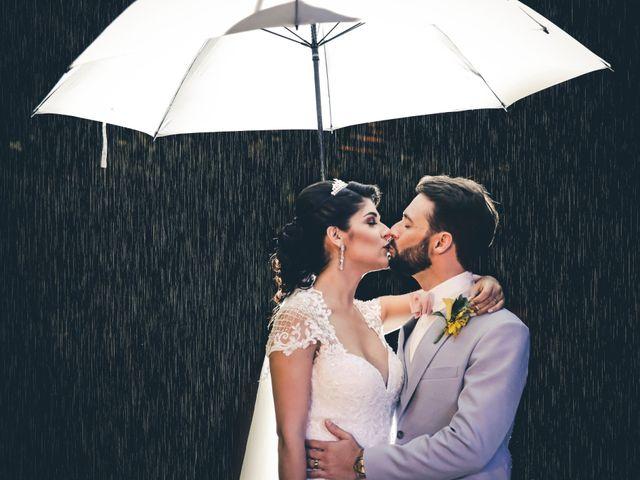 O casamento de Mari e Marcelo