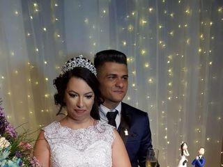 O casamento de Gislaine e Henrique 1