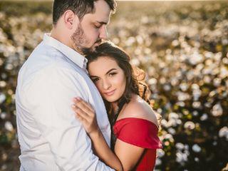 O casamento de Jennifer e Fernando