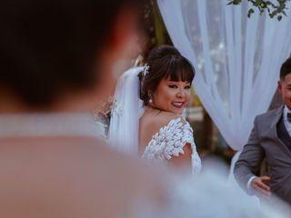 O casamento de Kassia e Rafael 3