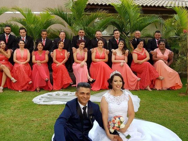 O casamento de Henrique e Gislaine em Hortolândia, São Paulo 1