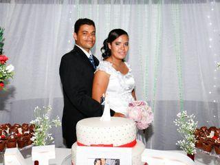 O casamento de Netynha  e Daniel