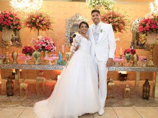 O casamento de ketelin e wilmo