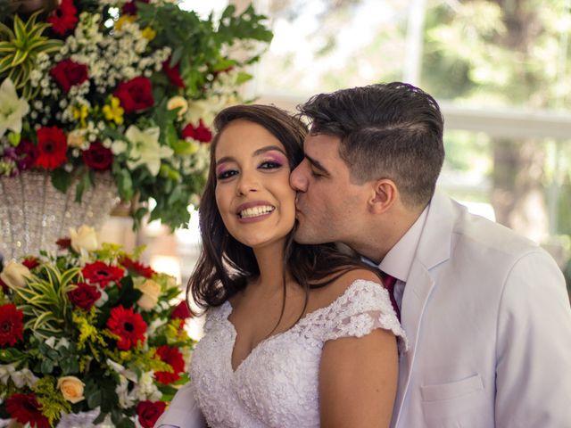 O casamento de Isabelle e Edmar
