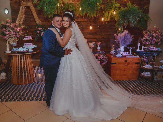 O casamento de Dayene e Luiz