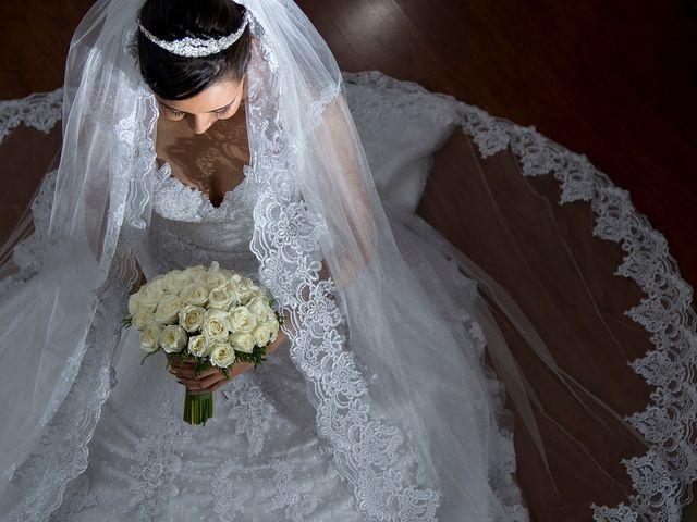 O casamento de Priscilla e Célio