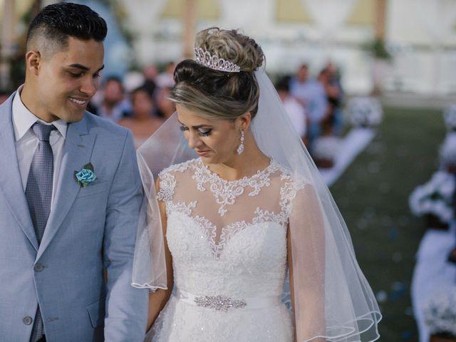 O casamento de Ana Paula e Ueslei