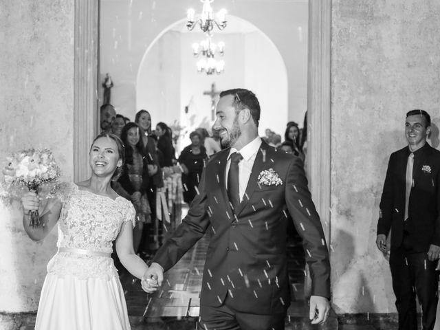 O casamento de Mariana e Cristiano