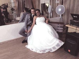 O casamento de Luana e Wellington