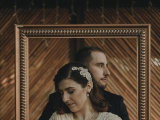 O casamento de Paola e Guilherme 1