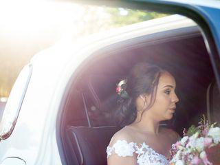 O casamento de Tatiana e Rhaymi 1