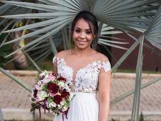 O casamento de Tatiana e Rhaymi 2