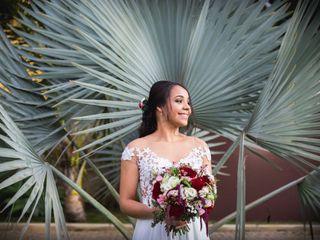O casamento de Tatiana e Rhaymi 3
