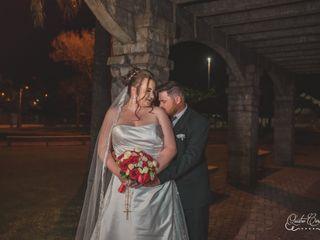 O casamento de Natacha  e Cassio