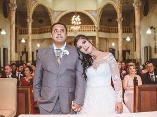 O casamento de Wend e Everton 2