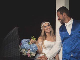 O casamento de Valéria  e Luciclaudio