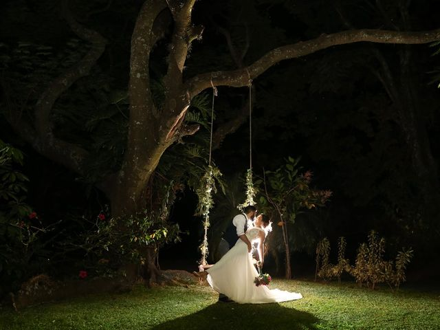 O casamento de Roberta e Almir