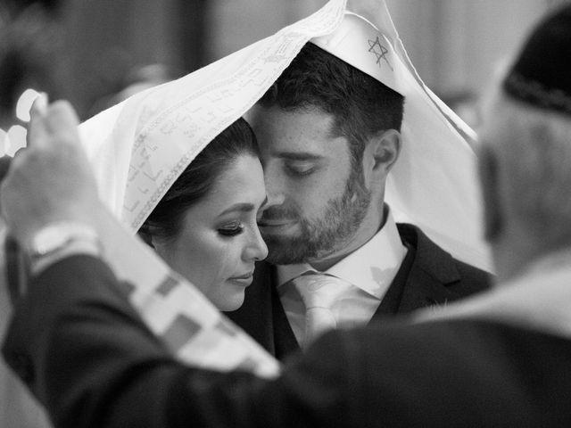 O casamento de Melina e Bruno