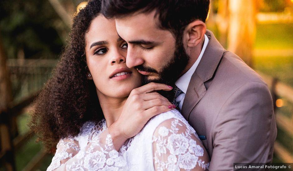 O casamento de Mateus e Ingrid em Sabará, Minas Gerais