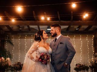 O casamento de Natália e Gustavo