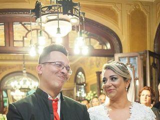 O casamento de Samira e Arlei 3
