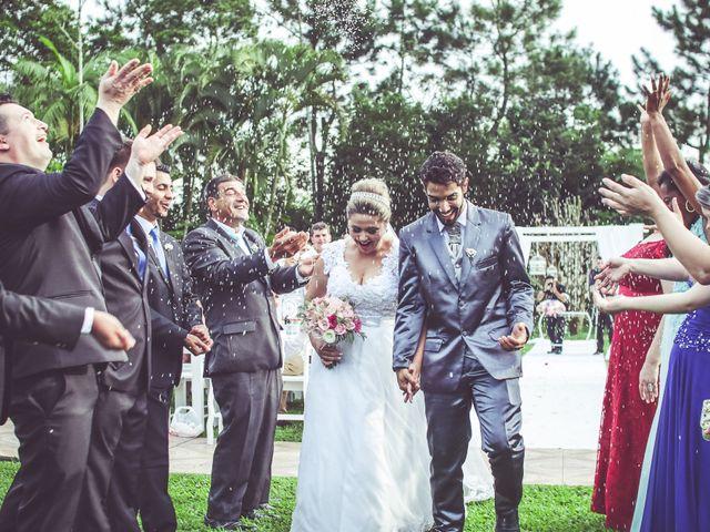 O casamento de Juliana e Guilherme