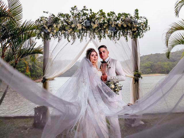 O casamento de Sarah e João Pedro