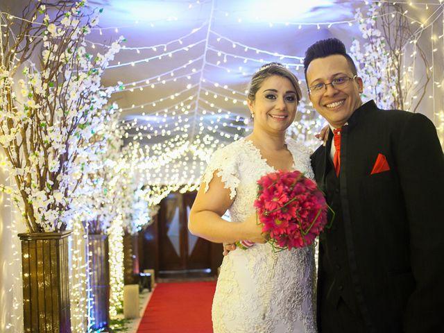 O casamento de Samira e Arlei
