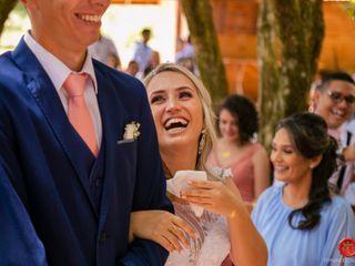 O casamento de Bianca e Richarlle