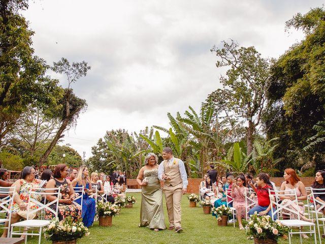 O casamento de Jesiel e Clarissa em Rio de Janeiro, Rio de Janeiro 42
