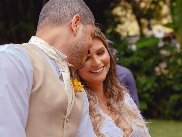 O casamento de Jesiel e Clarissa em Rio de Janeiro, Rio de Janeiro 57