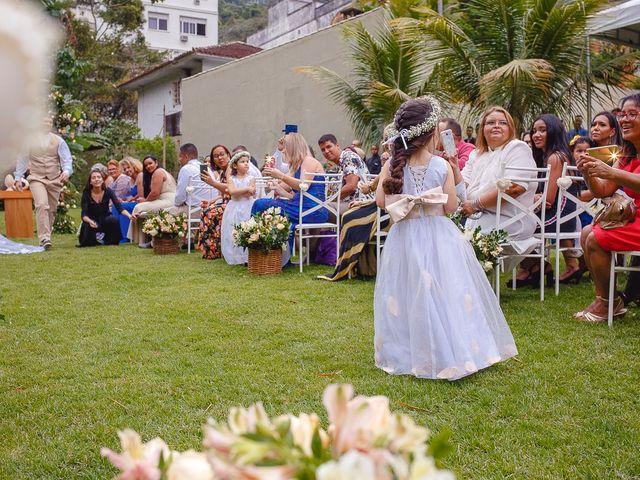 O casamento de Jesiel e Clarissa em Rio de Janeiro, Rio de Janeiro 62