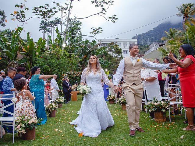 O casamento de Jesiel e Clarissa em Rio de Janeiro, Rio de Janeiro 1