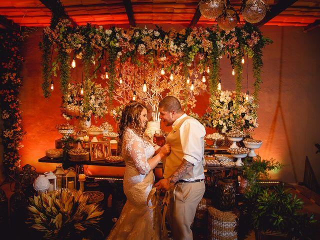 O casamento de Jesiel e Clarissa em Rio de Janeiro, Rio de Janeiro 80
