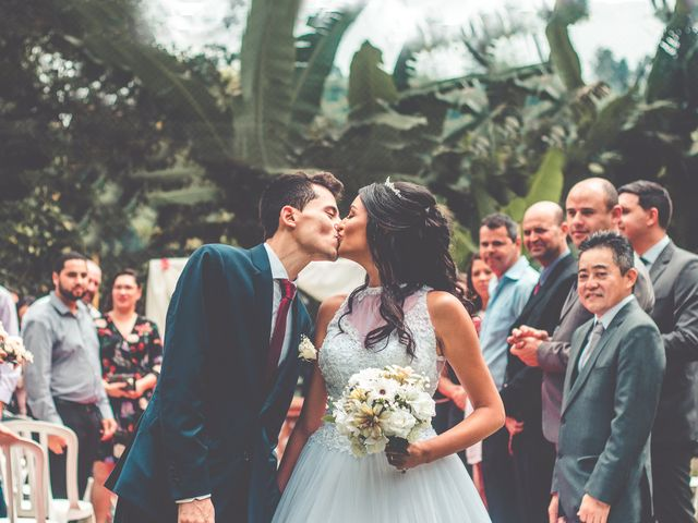 O casamento de Ananda e Saymon
