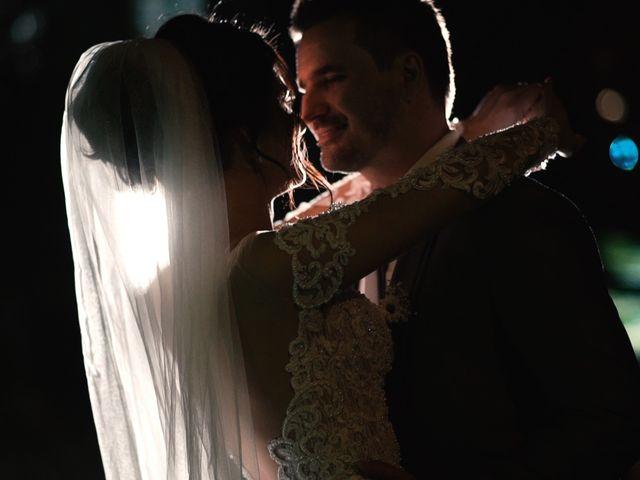 O casamento de Silvia e Juliano