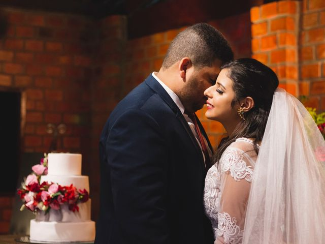 O casamento de Thiago e Hitalla em Camaragibe, Pernambuco 1
