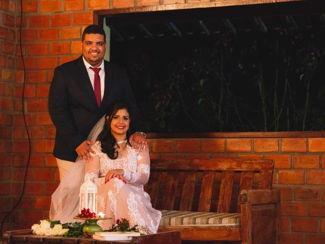 O casamento de Hitalla e Thiago