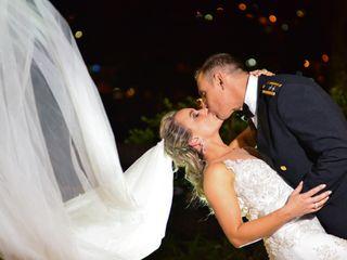 O casamento de Aline e Everaldo