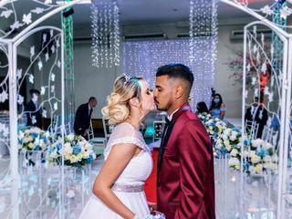 O casamento de Karina e Marcus