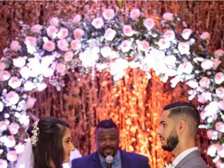 O casamento de Isabelle e Rafael 1