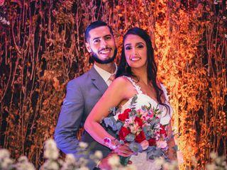 O casamento de Isabelle e Rafael