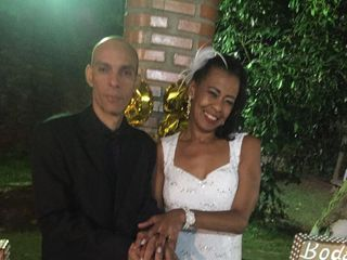 O casamento de Claudia  e Vanderlei  1