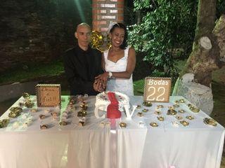 O casamento de Claudia  e Vanderlei